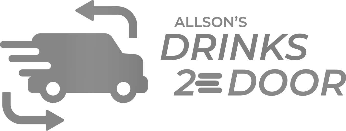Allsons drinks 2 door